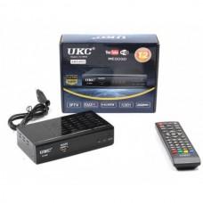 Тюнер UKC з підтримкою wi-fi адаптера 6922