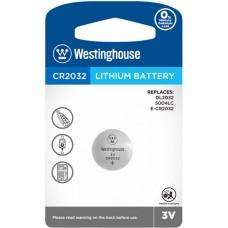 Літієва батарейка Westinghouse Lithium CR2032