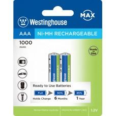 Акумулятор Westinghouse Ni-Mh 1000 Max AAA/R03