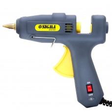 Пістолет термоклейовий  Ø11.2мм 100Вт SIGMA