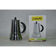 Гейзерна кавоварка Maestro MR-1668-4