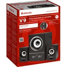 Мультимедійна акустика Defender V9 Black