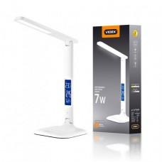 LED лампа настільна Videx VL-TF05W white