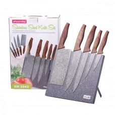 Набір ножів з 6 предметів Kamille KM-5045