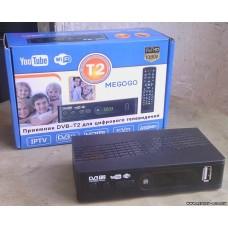 Тюнер DVB T2  цифрова приставка