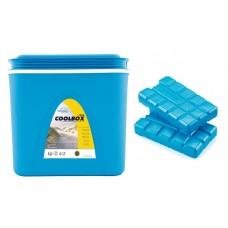 Термобокс CoolBox (Ірландія) 24л + 2 акумулятора холоду